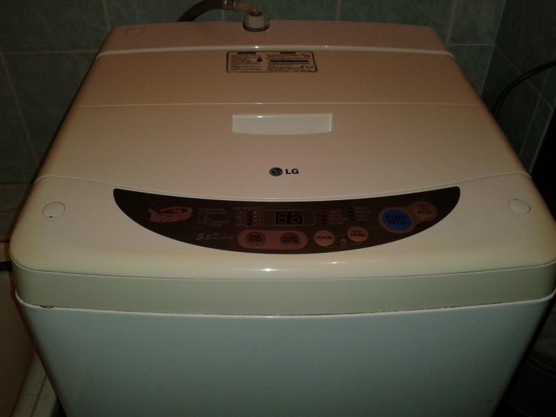 стиральная машина LG-WF-5811