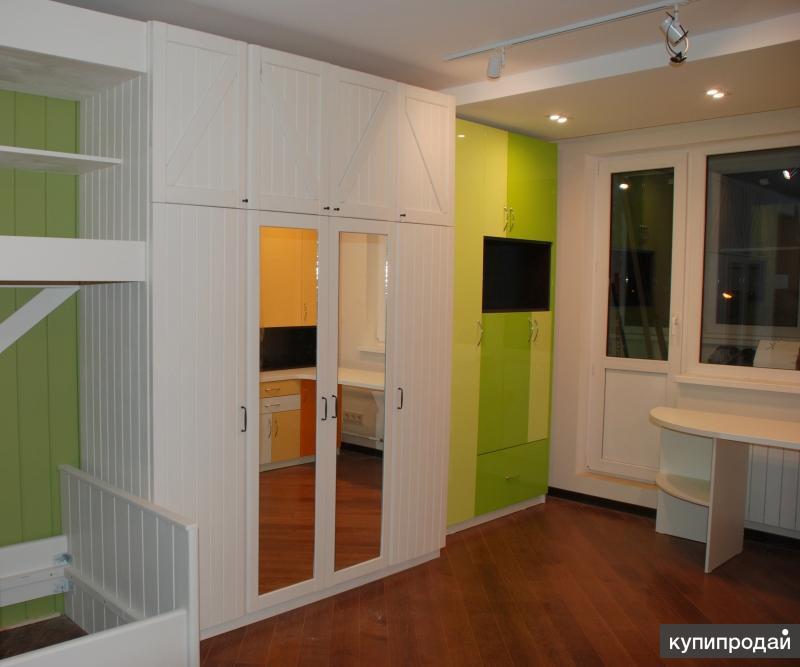 Дизайн и производство мебели на заказ
