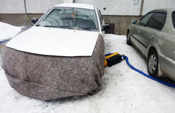 Что делать с замерзшим аккамулятором