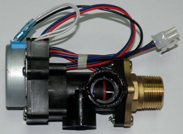 Ремонт трехходового клапана газового котла navien своими руками