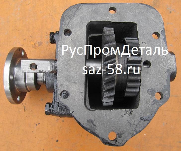 Коробка отбора мощности для ГАЗ-53, ГАЗ-3307, ГАЗ-3309
