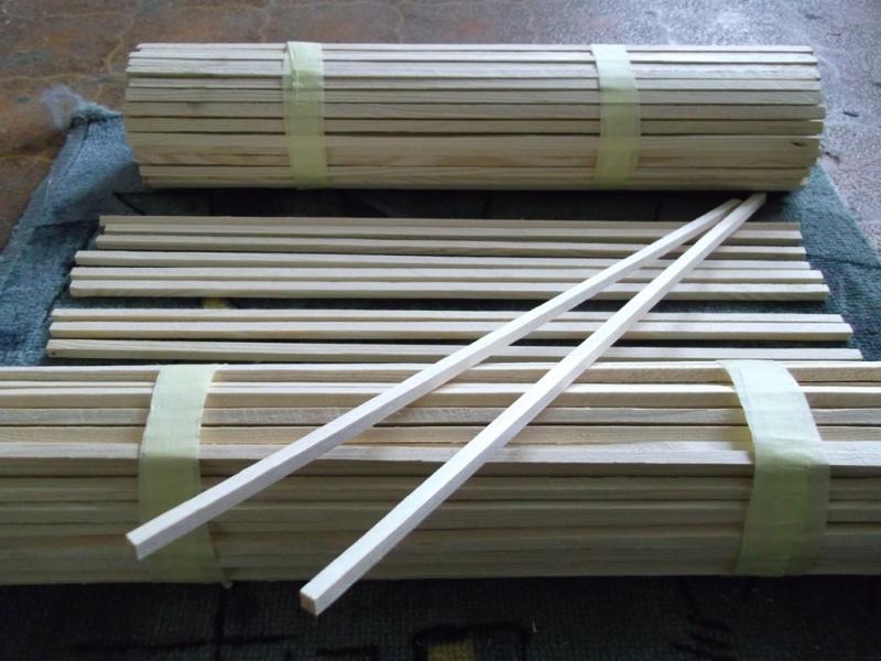 Деревянные палочки для накручивания сладкой сахарной ваты