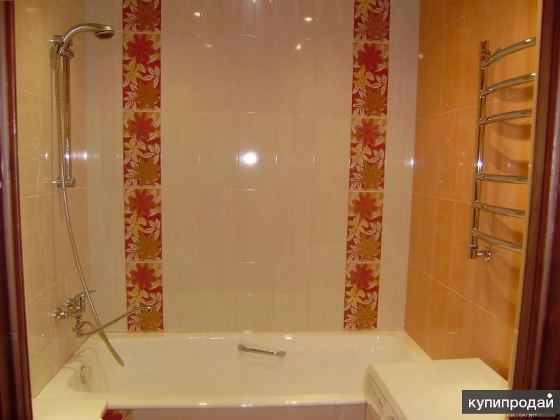 Ремонт простой ванной комнаты своими руками