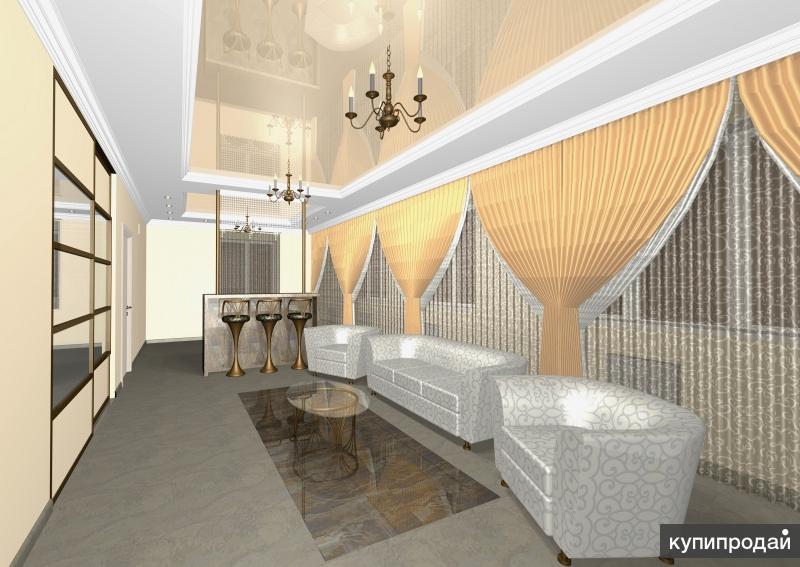 Дизайн квартир, домов, офисов, салонов, магазинов