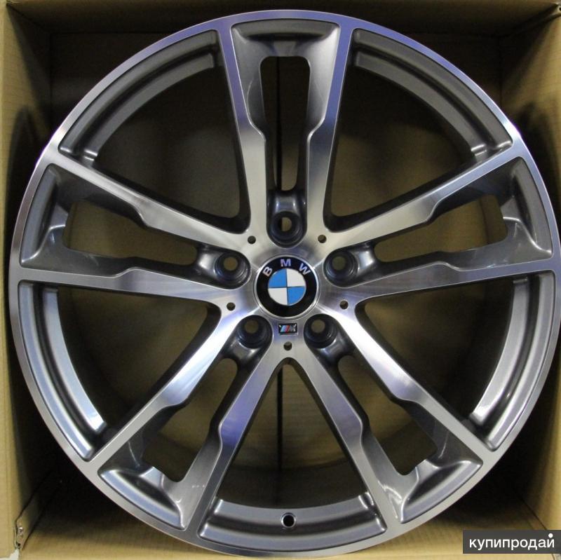 Диски R20 BMW Х-5 Х-6