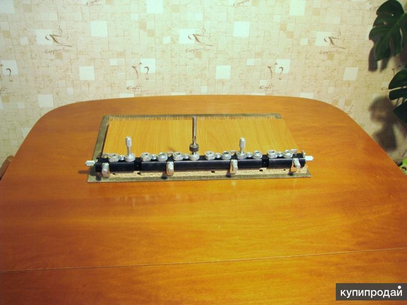 Мебельный кондуктор «CONDOR-MD424» для сверления отверстий и изготовления мебели