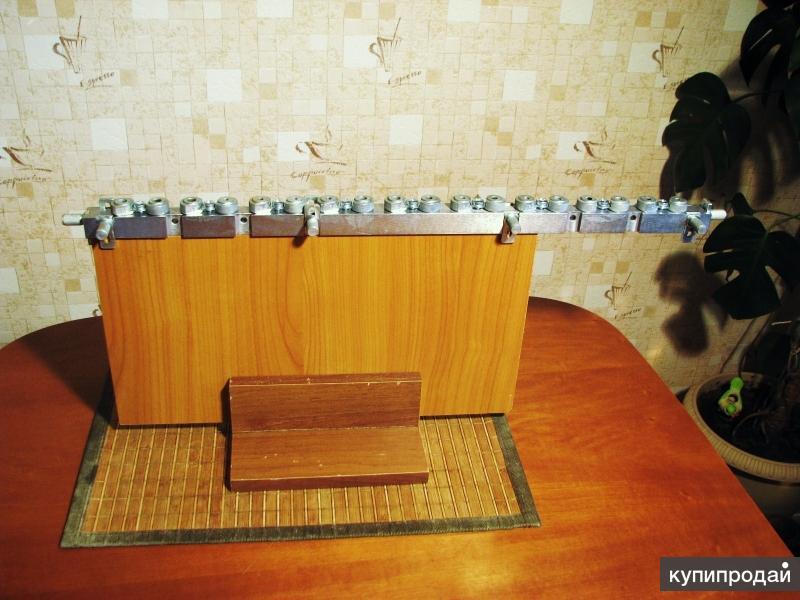 Мебельный кондуктор «CONDOR-MT616» для сверления отверстий и изготовления мебели