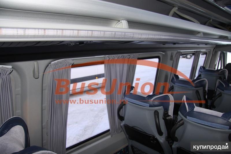 Шторки на микроавтобус Ивеко Дейли