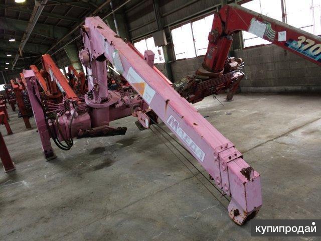 Крано-манипуляторная установка Maeda 3 тонны 11 метров