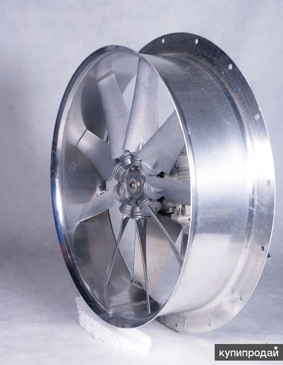 Вентилятор для сушильных камер