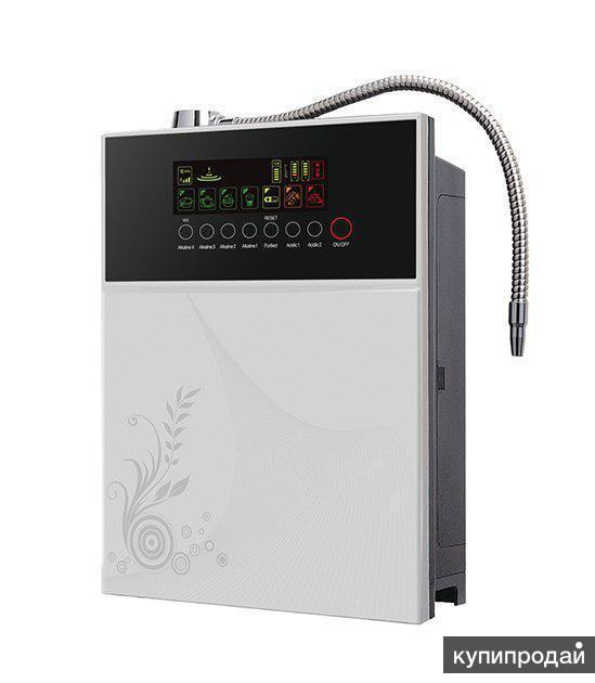Лучший ионизатор воды ION 5000SA