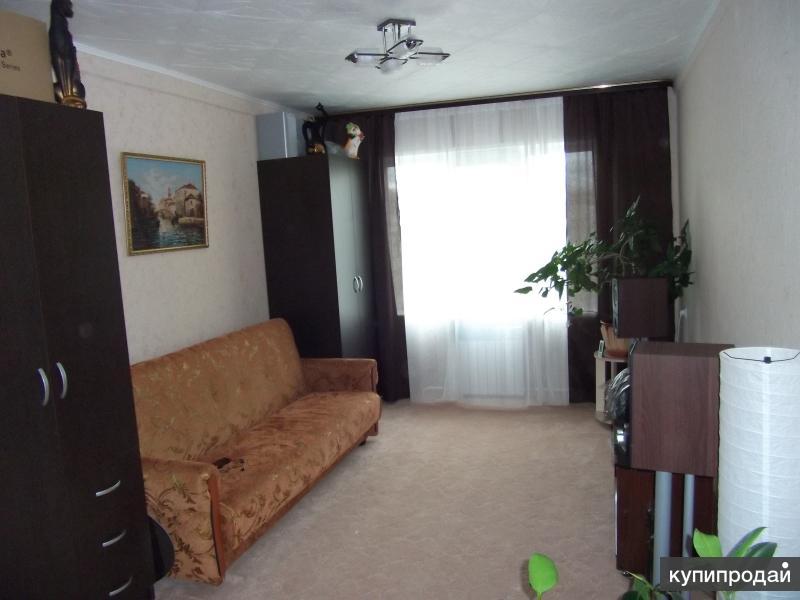 Комната 18 м² в 2-к, 5/5 эт.