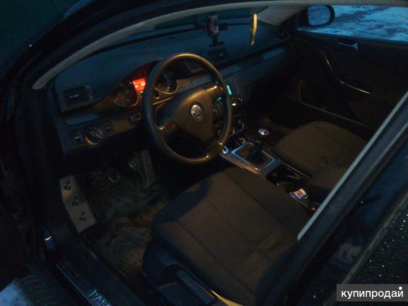 Volkswagen Passat, 2006 в хорошим состоянии вложений не нужно никаких