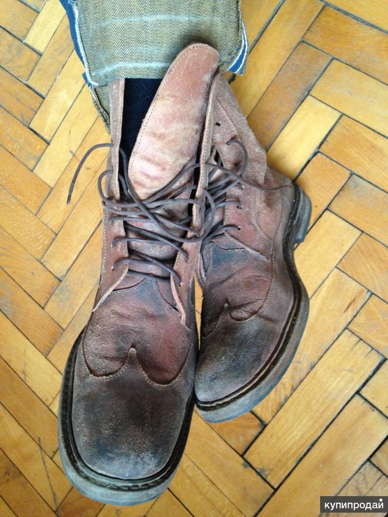 Высокие ботинки/сапоги. PAWELK'S (Италия)