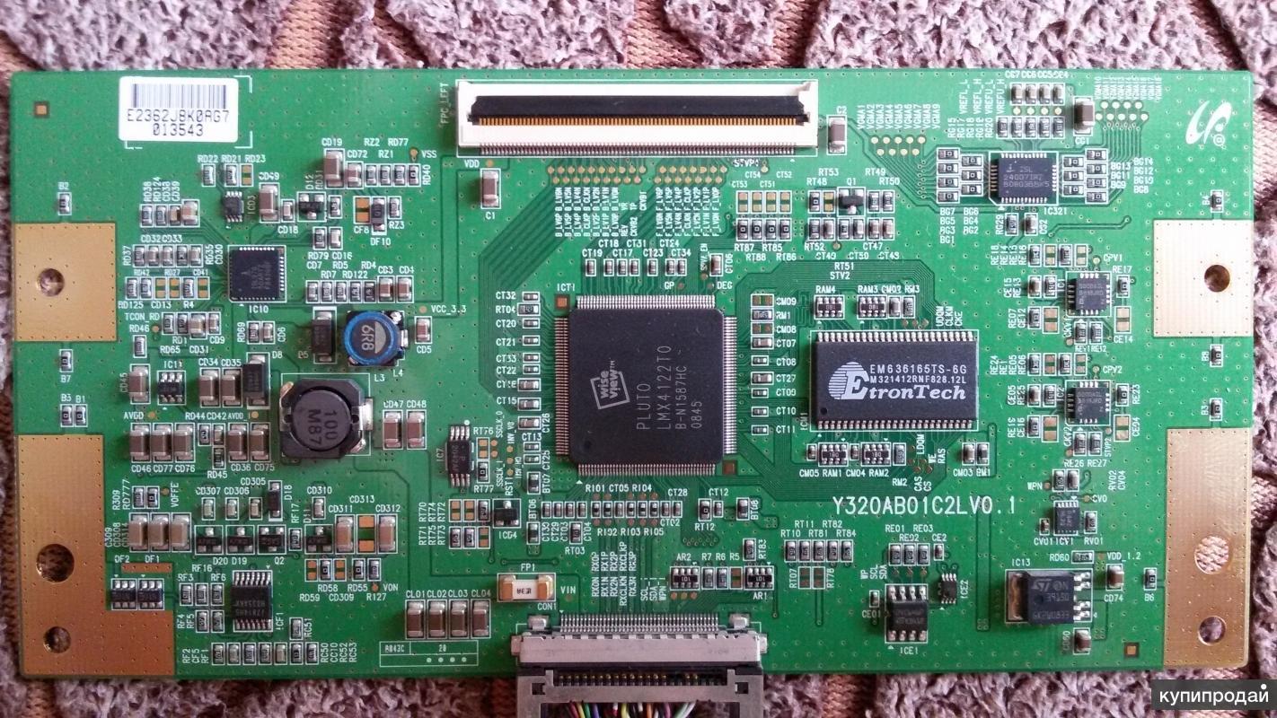 Y320AB01C2LV0.1 t-con для SONY KDL-32L4000