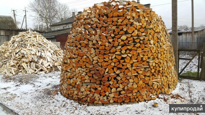 Продажа дров (береза , микс )
