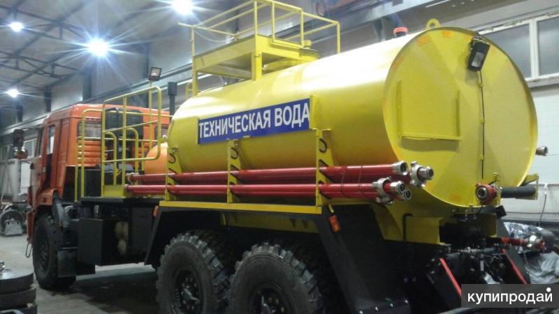 Установка для кислотной обработки скважин СИН-32