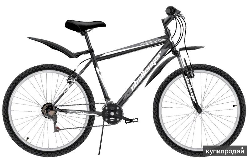 Велосипед горный Challenger Agent 26