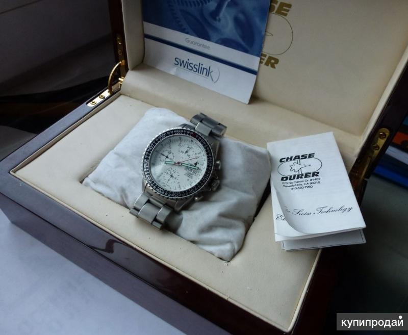 Наручные мужские часы Chase Durer (Швейцария)