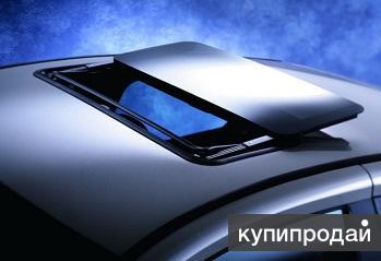 Ремонт автолюков легкового автомобиля