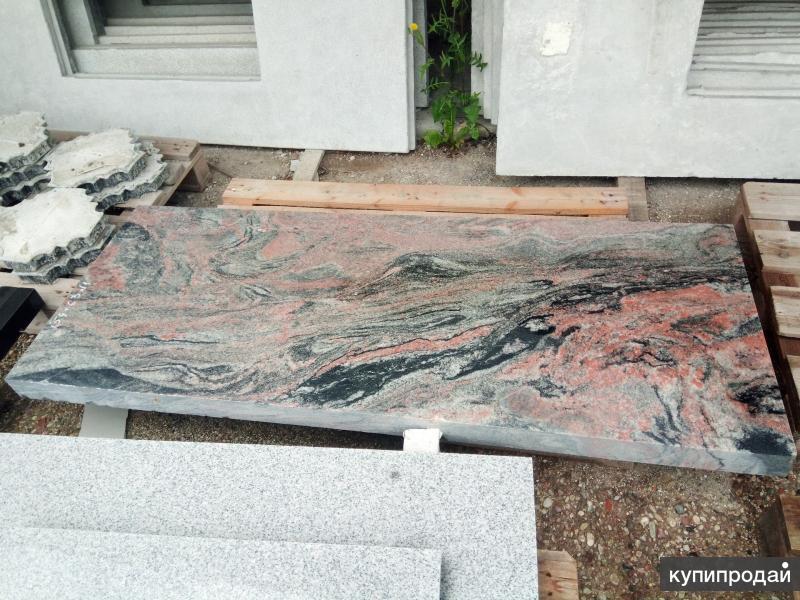 Натуральный камень: гранит, мрамор, оникс в Калининграде