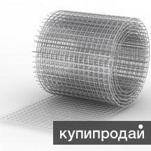Сетки металлические оцинкованные в рулонах