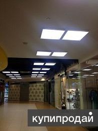 Светодиодные светильники промышленные