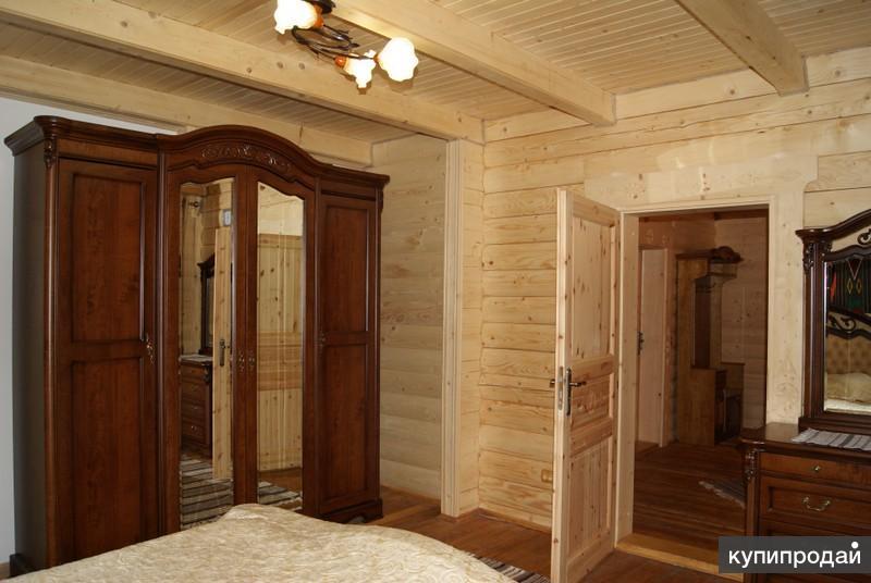 Блок-Хаус из сибирской лиственницы, класс АВ