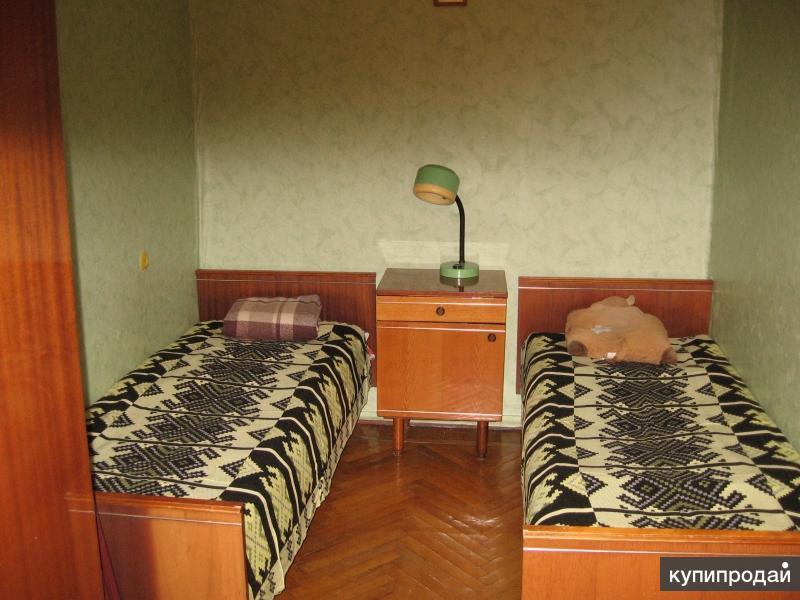 1-к квартира, 31 м2, 6/9 эт. Сдам на длительный срок.