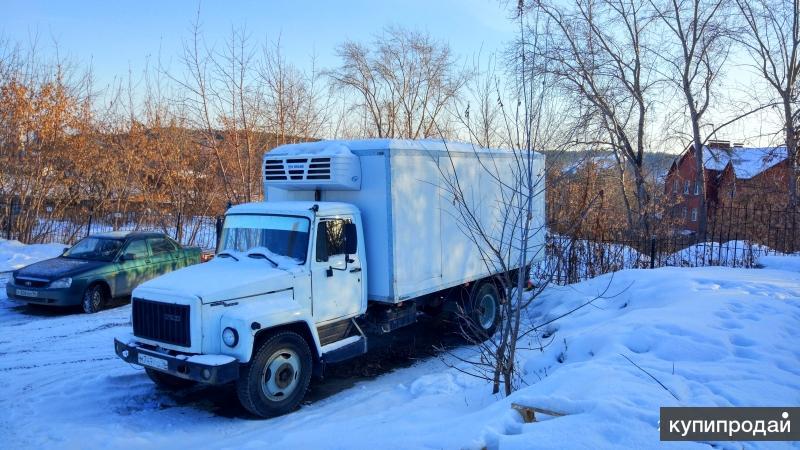 Продам рефрижератор ГАЗ-3309 удлиненная база