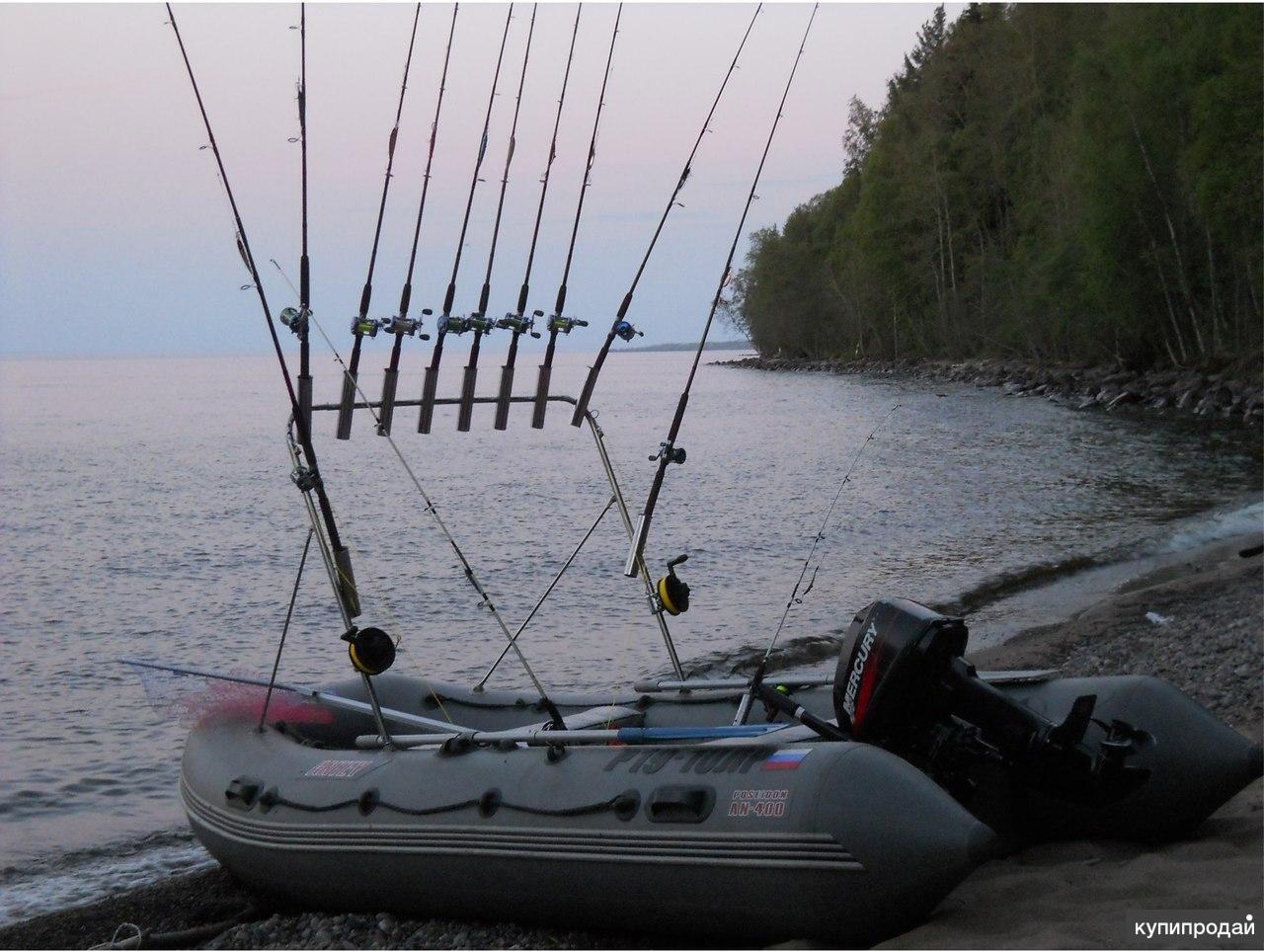 Тарга для лодки своими руками 243