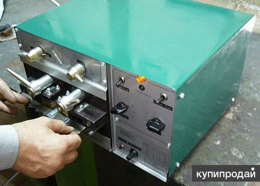 Аппарат для сварки ленточных пил по дереву и металлу АСП1600(10-40).