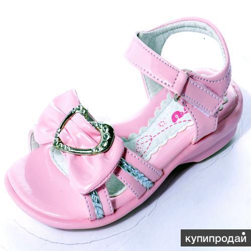 Детская летняя обувь р 22-35 ОПТОМ.