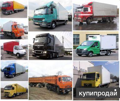 Попутные грузоперевозки и квартирные переезды по всей России.