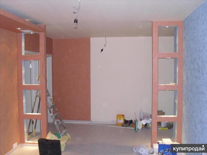 Мой ремонт квартиры своими руками фото до и после 579