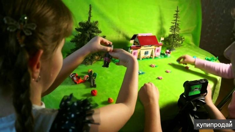 Как сделать мультфильм своими руками