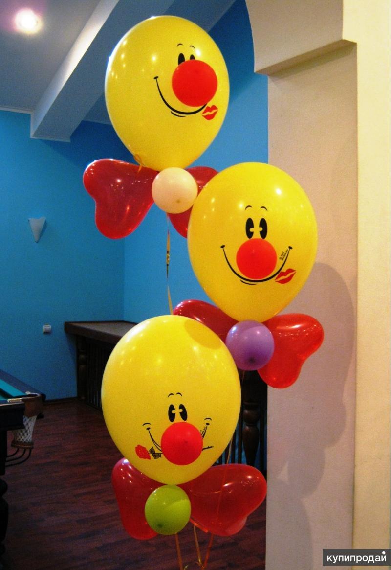 Украшения и поделки воздушными шарами