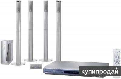 Продам систему цифрового домашнего кинотеатра DVD JVC TH-S9