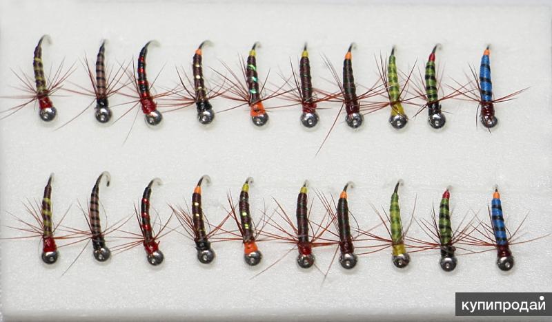 грузовая муха на хариуса весной