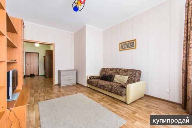 Однокомнатная квартира в самом центре города.