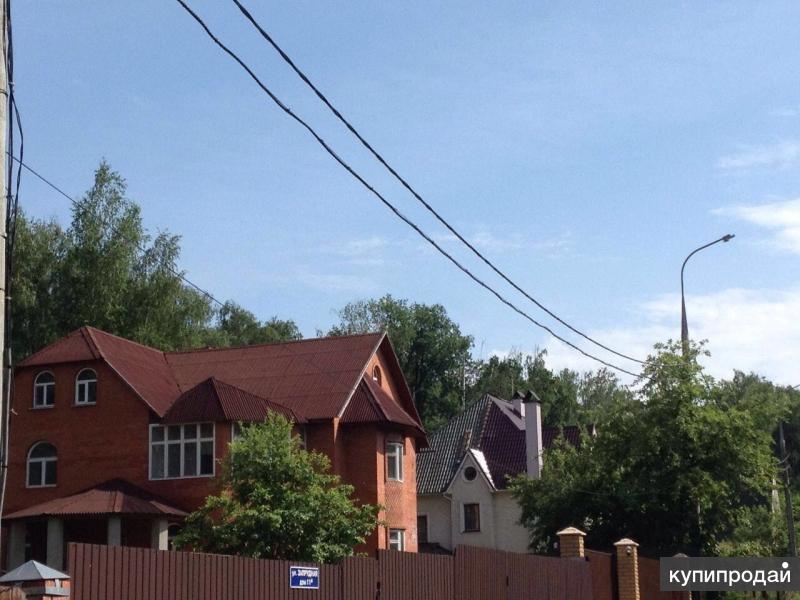 Коттедж под отделку в п. Александровка г.о. Подольск МО, Симферопольское ш.18 км