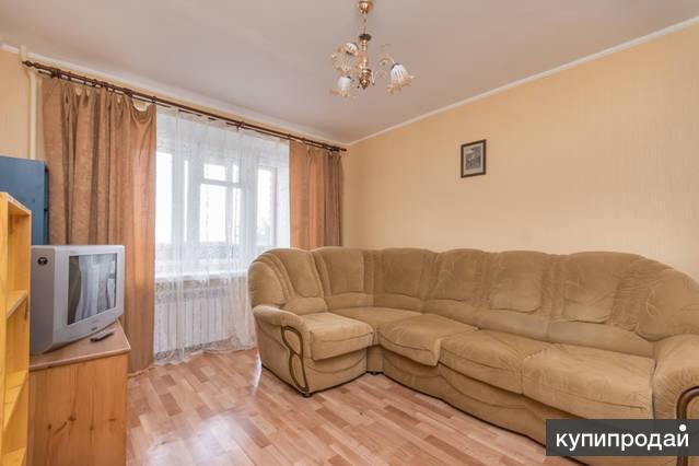 Сдаю однокомнатную квартиру с хорошим ремонтом и домашней обстановкой ул. Латышс