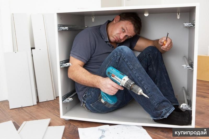 Как собирать корпусную мебель