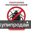 Дезинсекция насекомых - клопов, тараканов