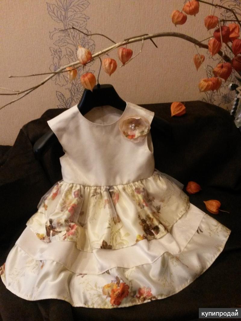 Продам платья и юбки для девочек