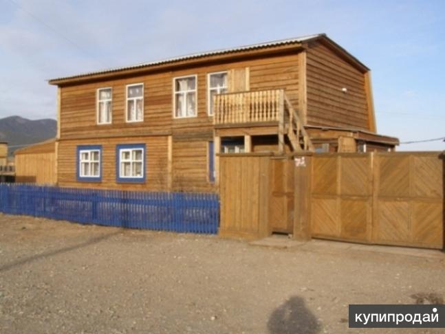 Ковчег, гостевой дом. Отдых п. Большое Голоустное на Байкале