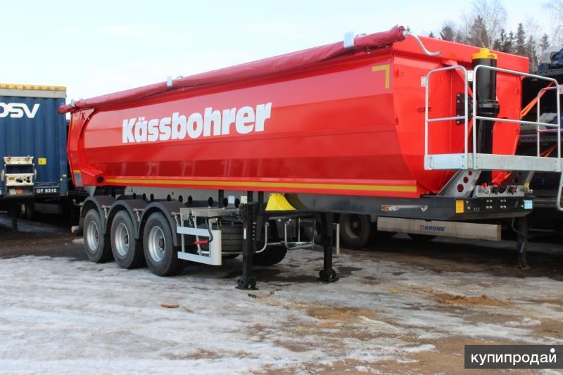 Полуприцеп Kssbohrer 32m3