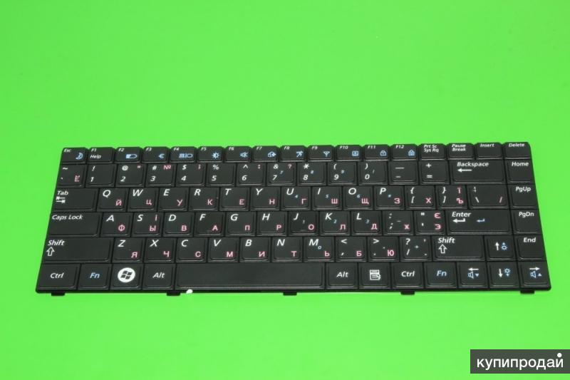 Клавиатура для Samsung R418, R420, RV408 (159)