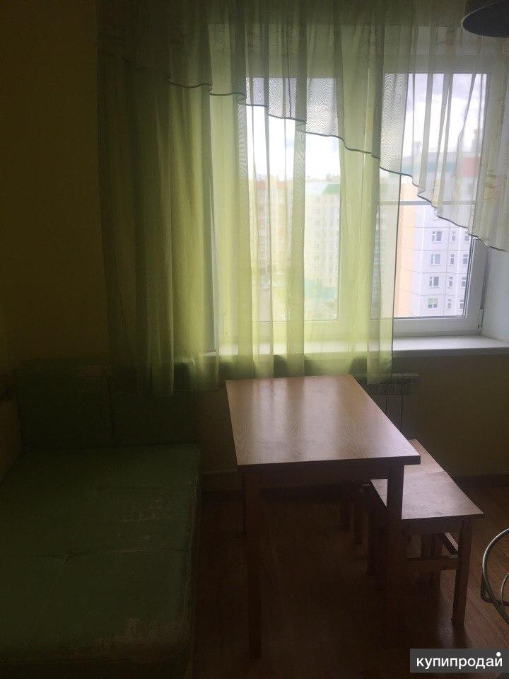 1-к квартира, 39 м2, 9/9 эт.