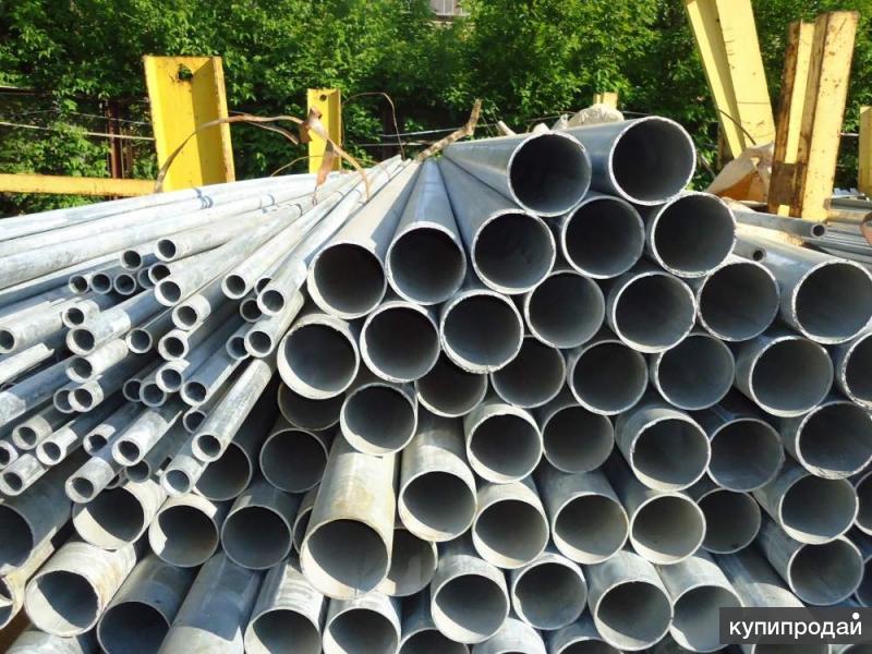 Купить стальные трубы от поставщика